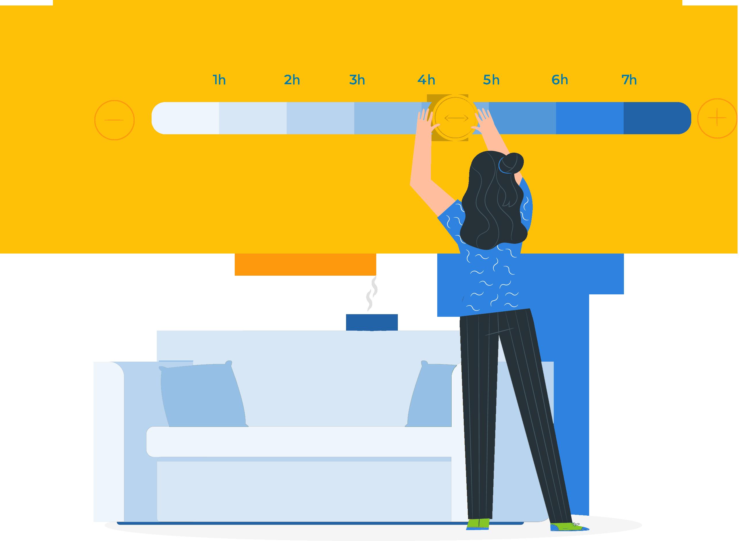 managing sleep time